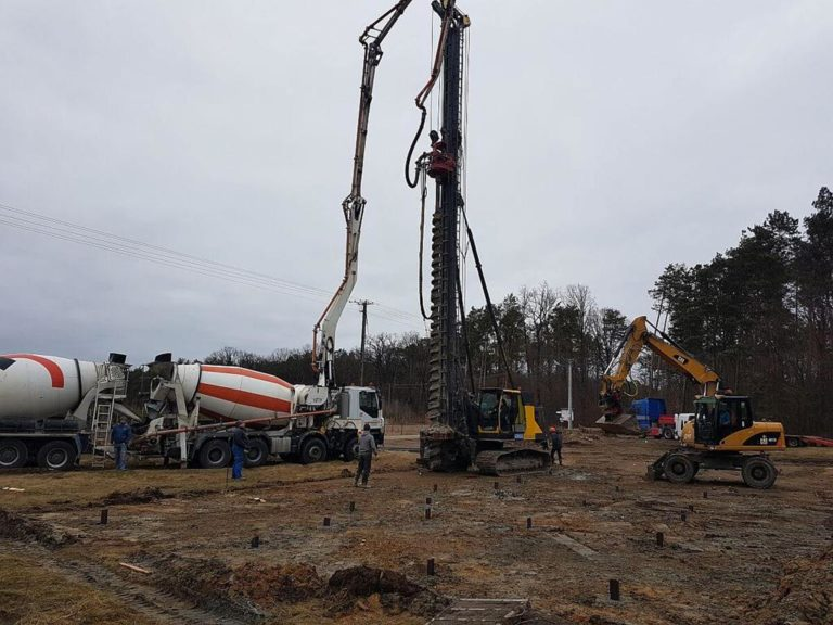 Czy pale fundamentowe są zawsze potrzebne na budowie?